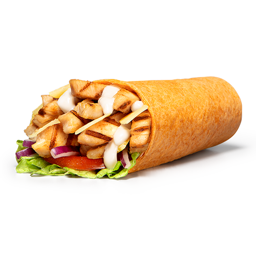 Wrap Pollo Subway